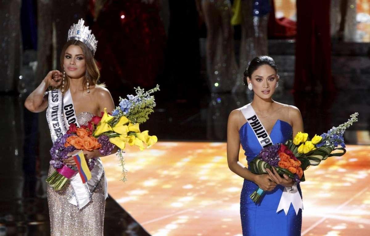 Miss Universo 2015 vincitrice