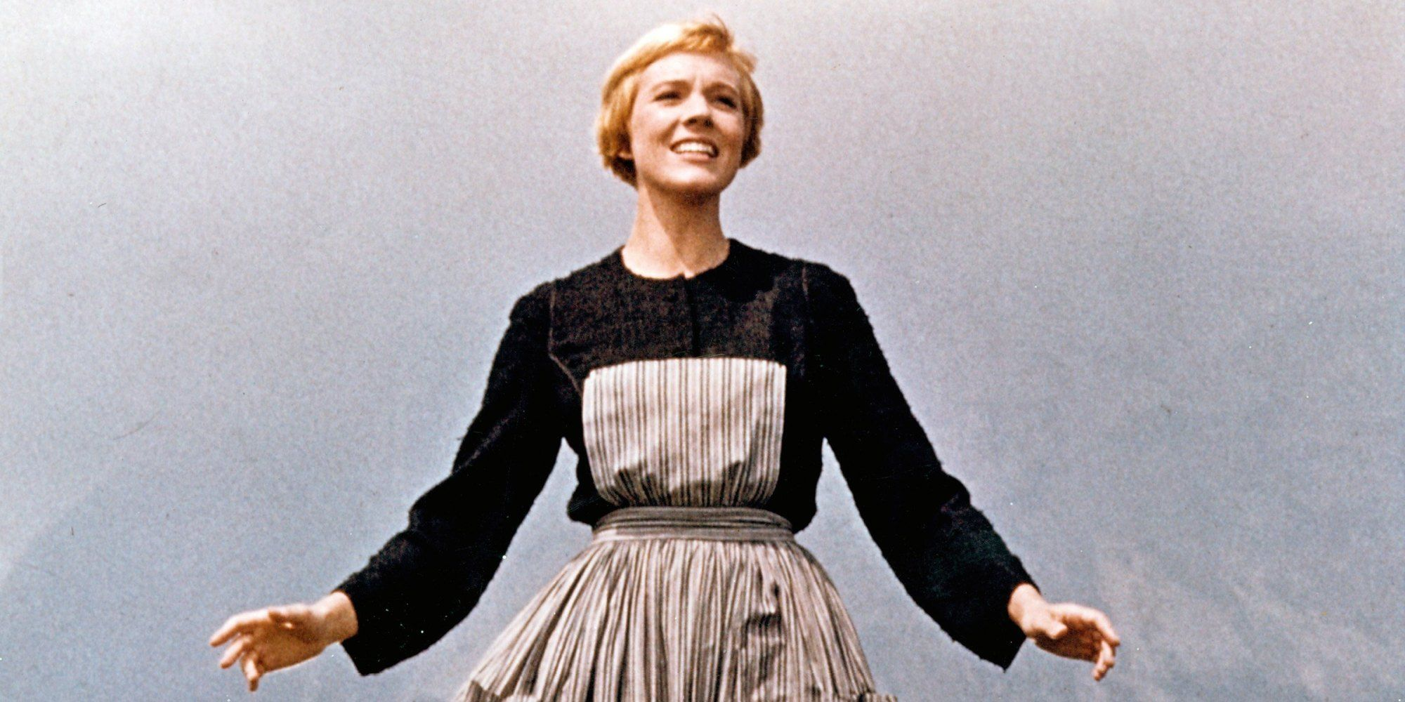 """Julie Andrews in """"Sound Of Music"""" 20th Century Fox Released March 2, 1965"""