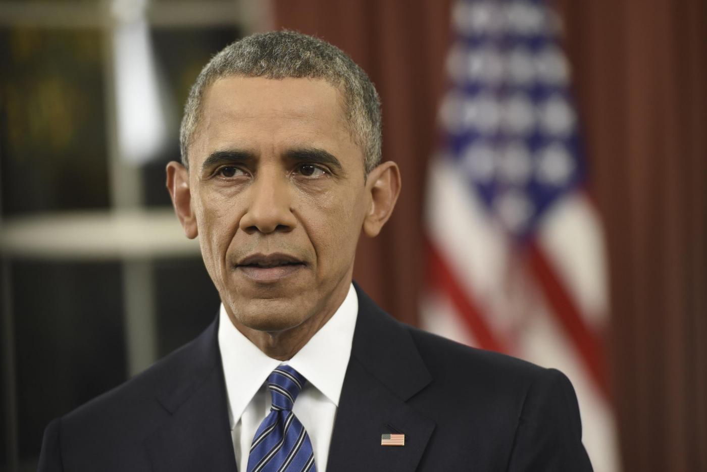 Discorso di Barack Obama alla nazione