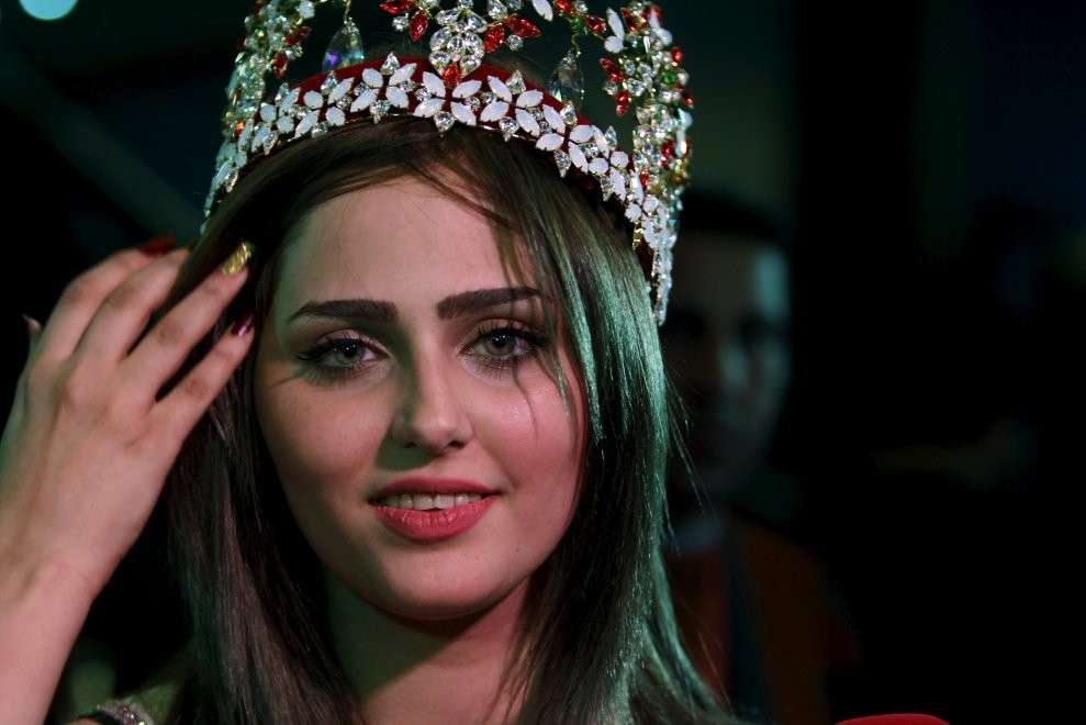 Eletta Miss Iraq, dopo 43 anni: è Shaymaa Qasim