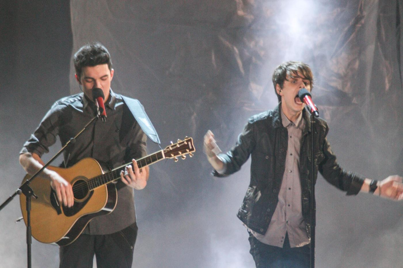 Urban Strangers X Factor 2015