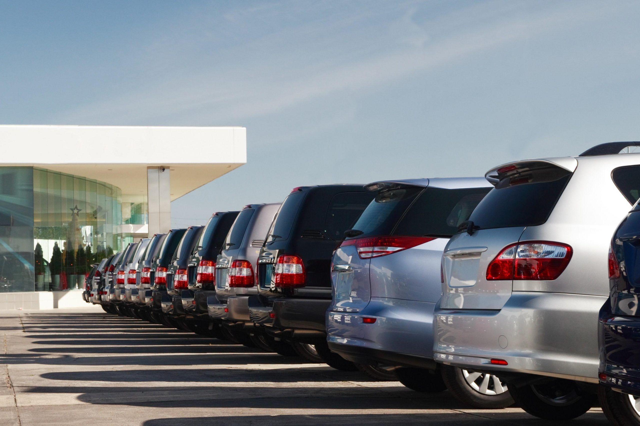Aumento vendite auto