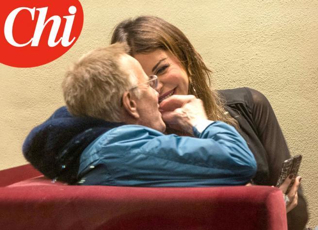 Alba Parietti e Christopher Lambert stanno insieme: di nuovo amore 20 anni dopo