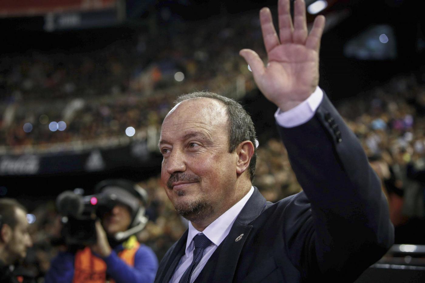 Un gol con 23 passaggi consecutivi in 59 secondi, è il Newcastle di Benitez