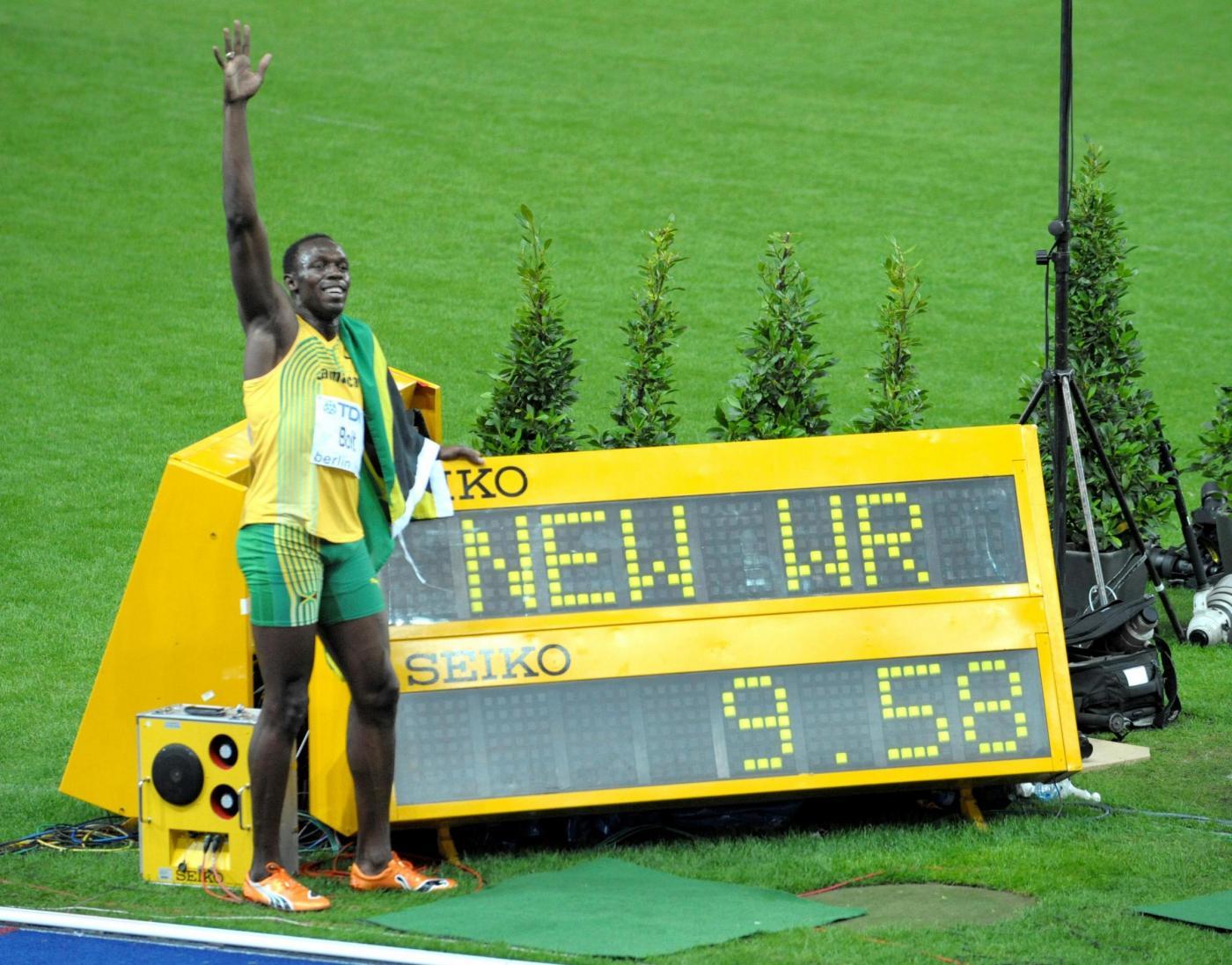 Cancellare tutti i record di atletica: la proposta choc dal Regno Unito