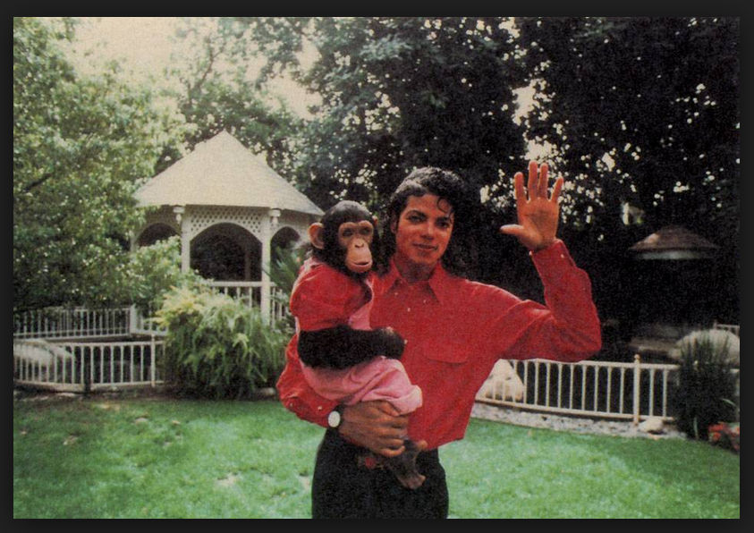 Bubble e Michael Jackson