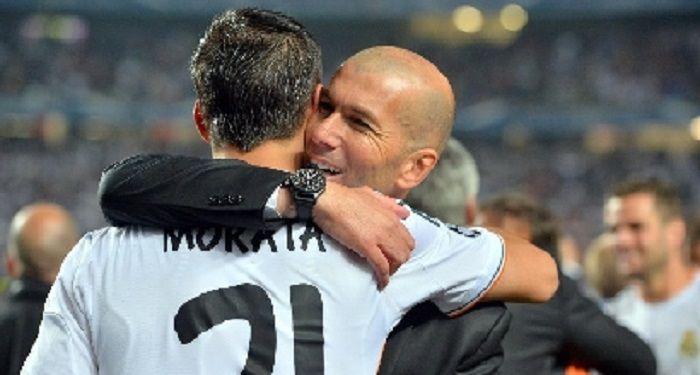 Zidane vuole Morata