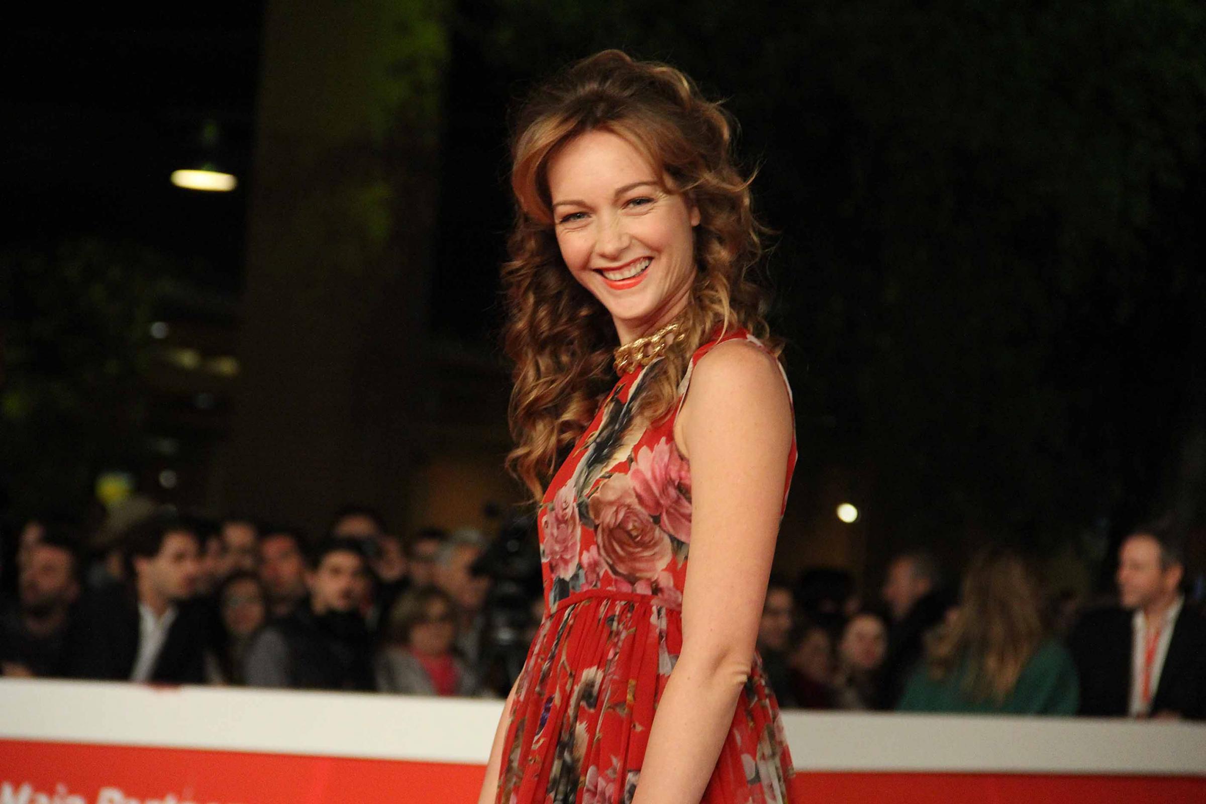 Red Carpet cerimonia delle premiazioni Roma Film fest