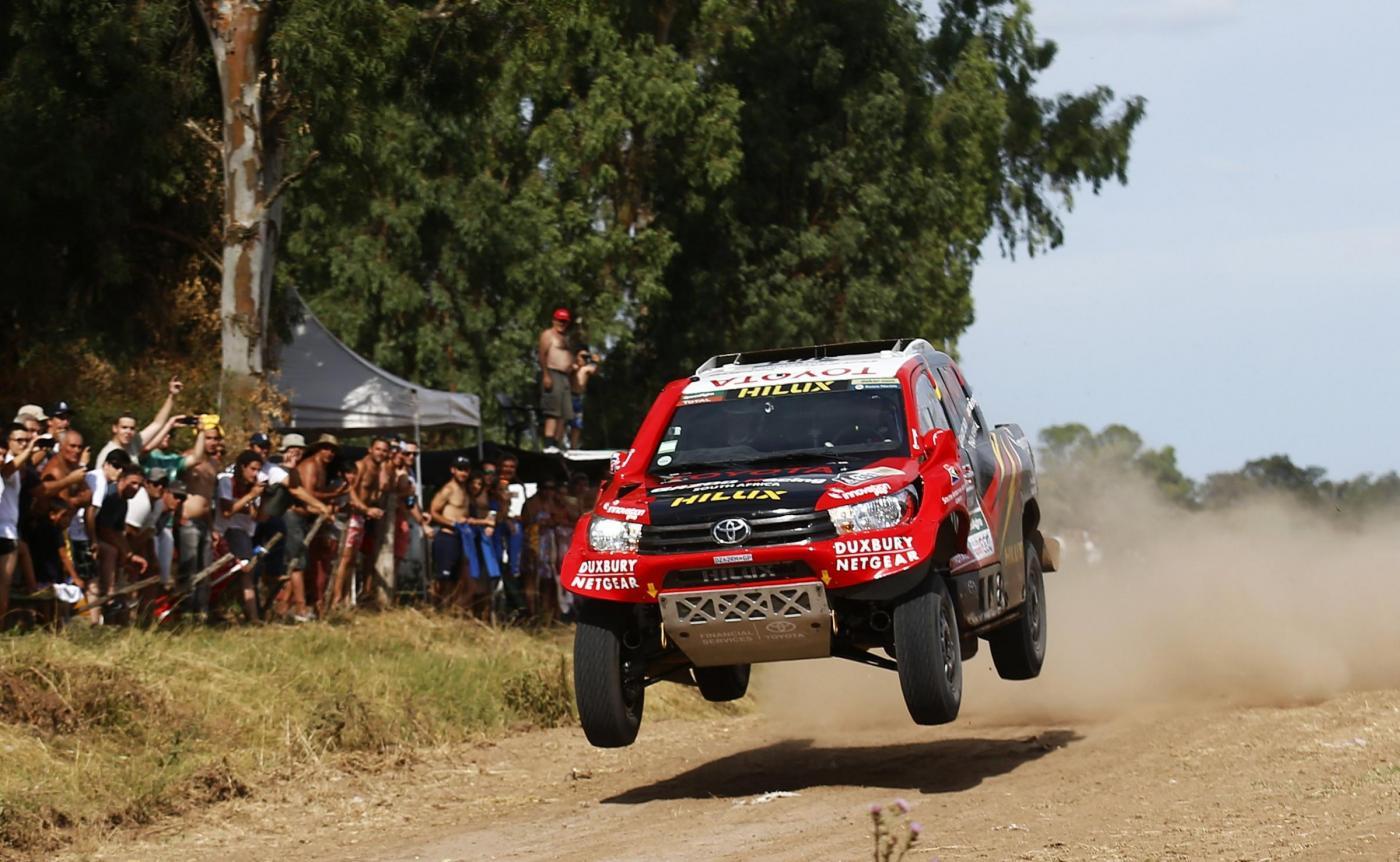 Rally, Dakar 2016