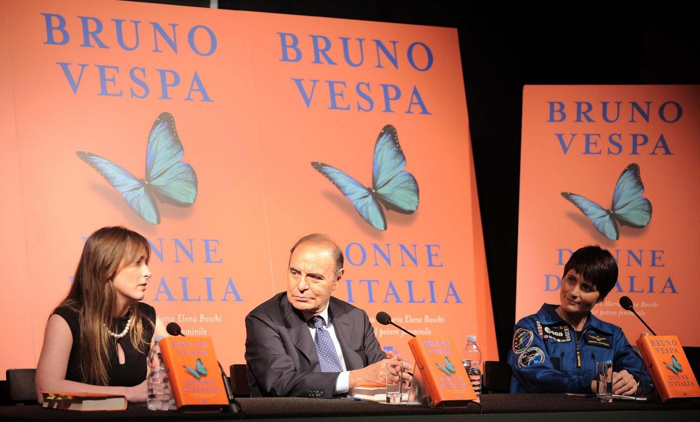 Bruno Vespa, 'Donne d'Italia': storie di potere e di emancipazione femminile