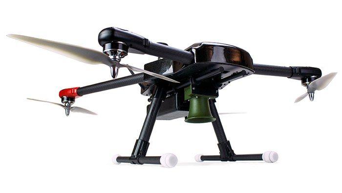 Drone anti uccelli