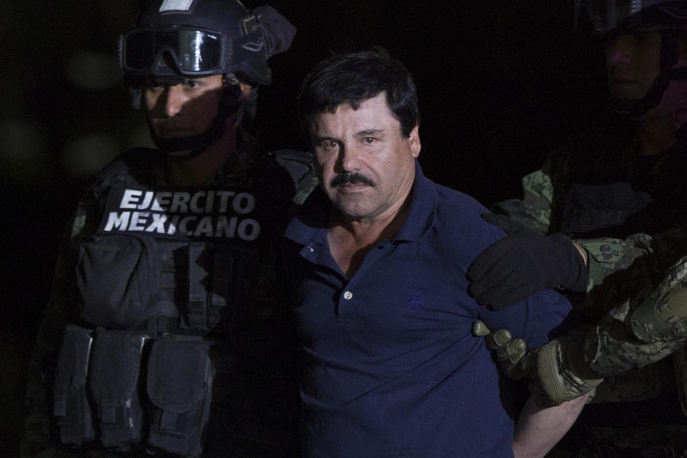 Chi è El Chapo Guzmán e perché è stato estradato negli Stati Uniti dopo l'arresto