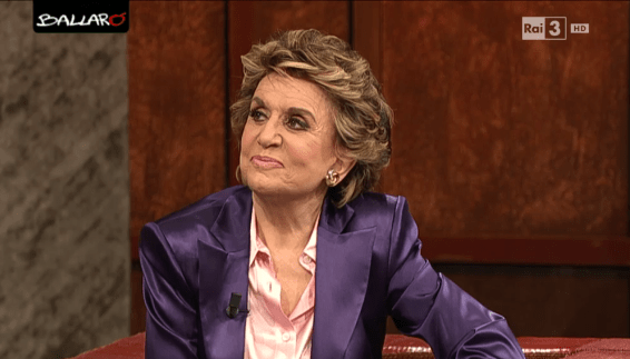 Ballarò intervista Franca Leosini: 'Sì alle unioni civili e al diritto d'amare'