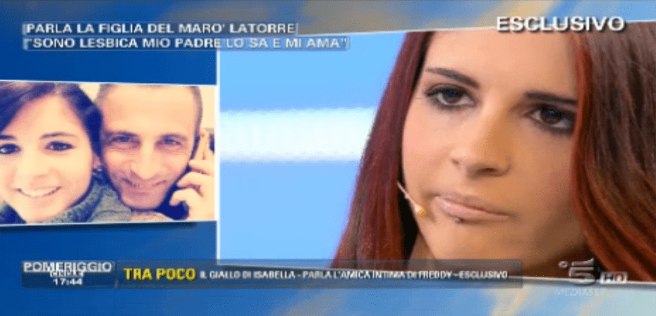 Giulia Latorre parla del padre