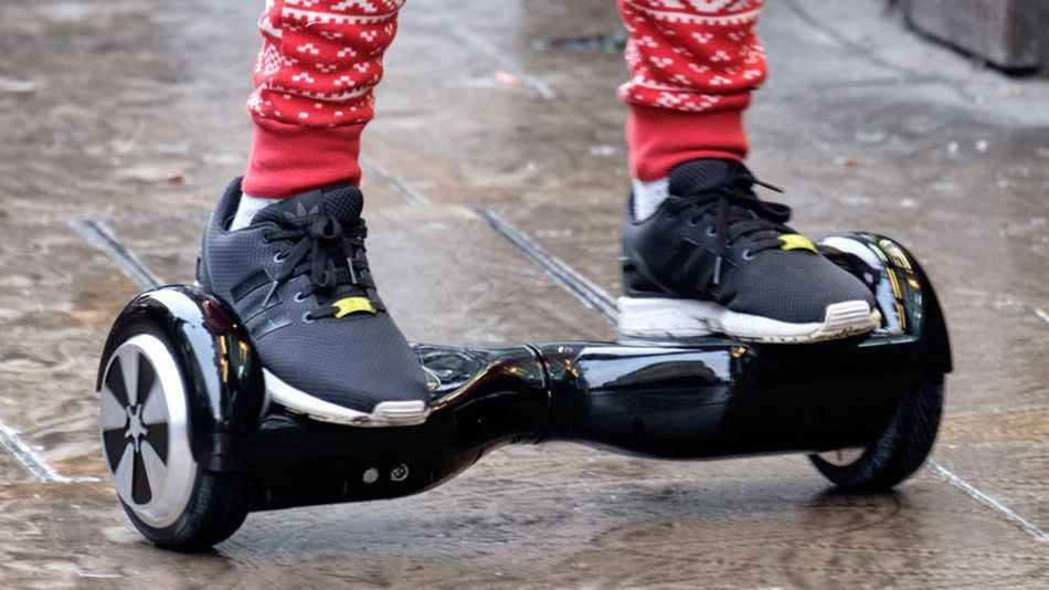 Hoverboard vietati a New York per ragioni di sicurezza