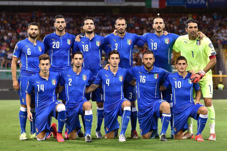 Italy v Bulgaria UEFA EURO 2016 Qualifier