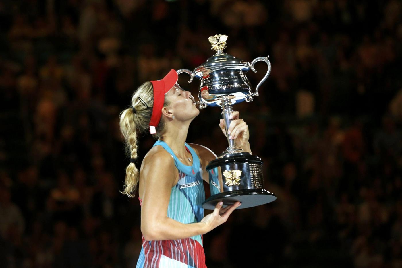 Tennis, Australian Open 2016 a Djokovic e Kerber