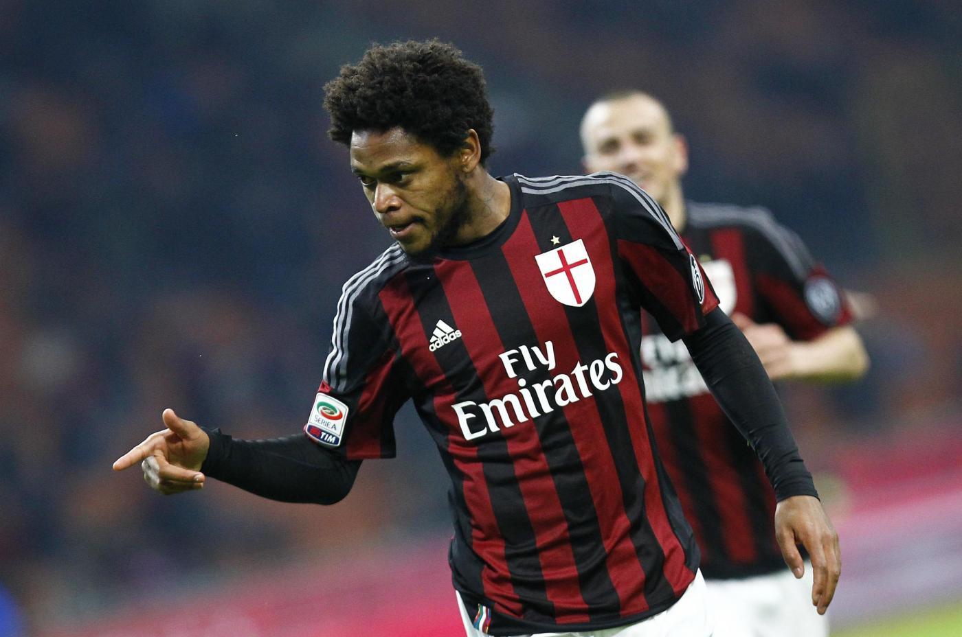 Calciomercato Milan: clamoroso, Luiz Adriano resta