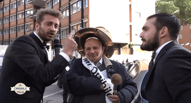 Magalli Mistero orribile italia