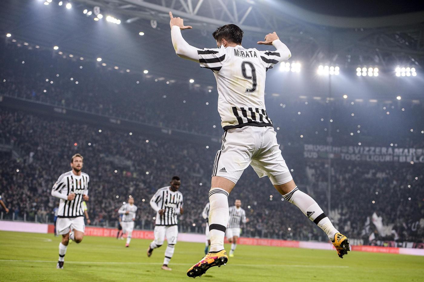 Juventus-Inter Coppa Italia: le foto più belle della partita