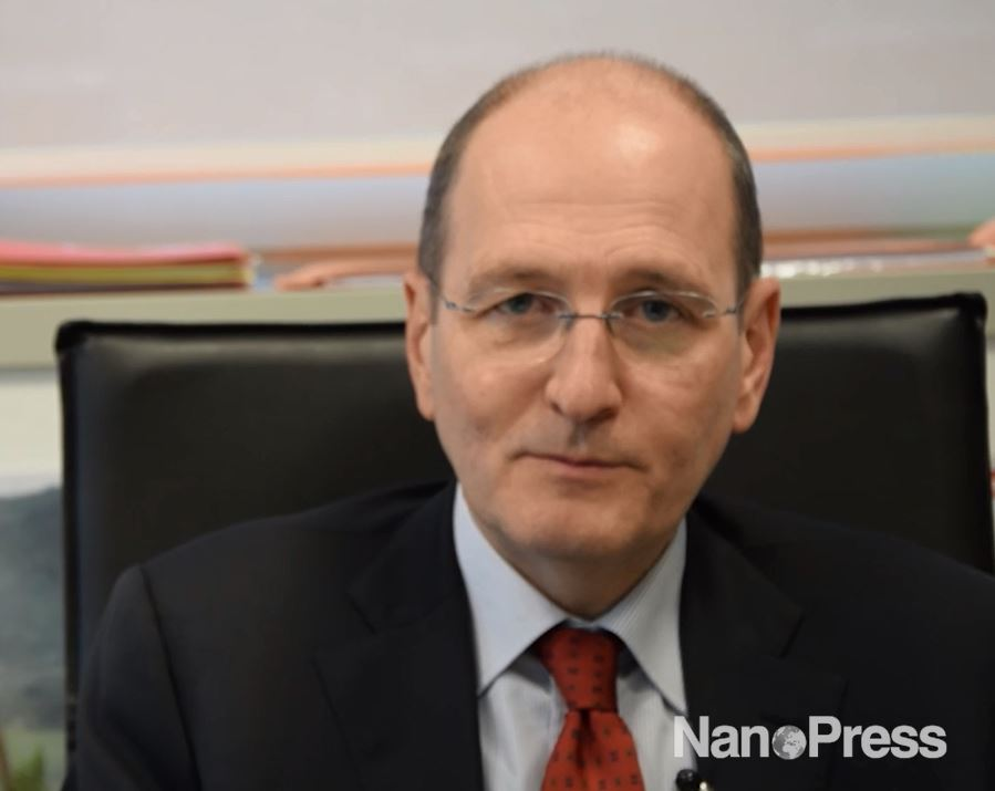 Nando Pagnoncelli presenta il signor Rossi a NanoPress.it