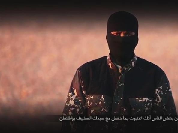 Nonno riconosce nipote nell'Isis