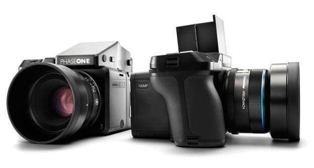 La fotocamera da 100 megapixel, Phase One XF