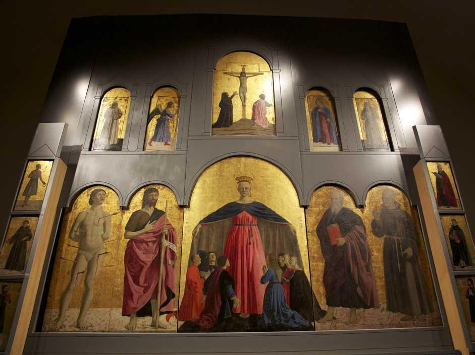 Mostra Piero della Francesca 2016: dopo Reggio Emilia a Forlì, dal 13 febbraio al 26 giugno
