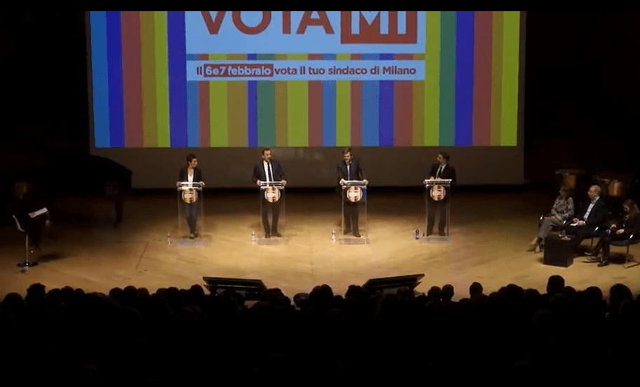 Primarie PD Milano 2016, quello che è davvero emerso dal confronto fra i candidati