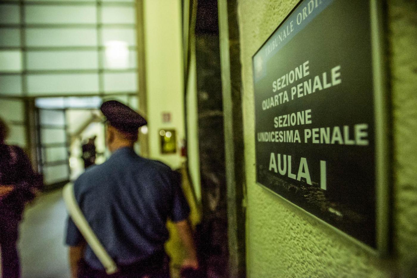 Tribunale di Milano, Stefano Savi testimonia sul caso Boettcher Levato