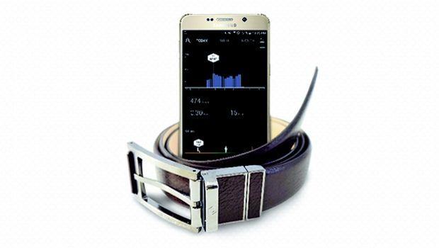 CES 2016: Samsung e la cintura smart che monitora la salute