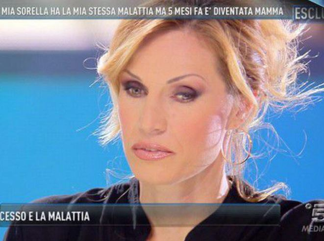 Annalisa Minetti Domenica Live