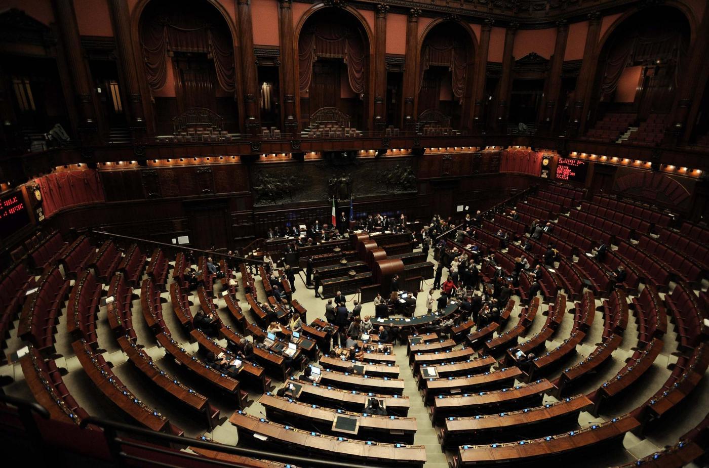 Stipendi dipendenti della Camera dei Deputati: il taglio vale solo per due anni