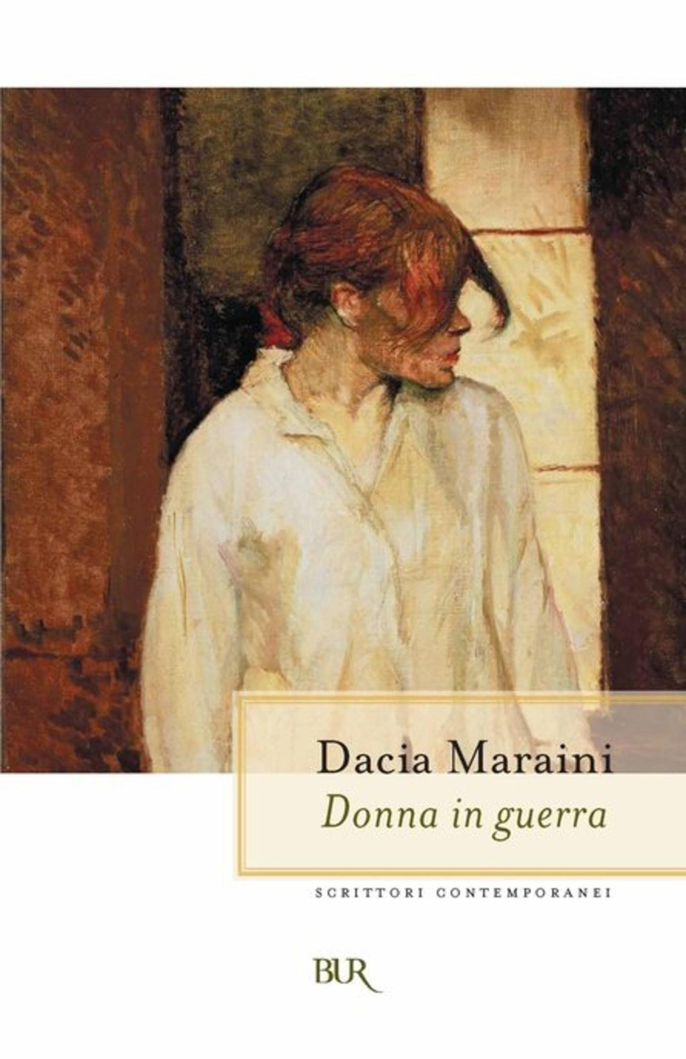 dacia maraini, donna in guerra
