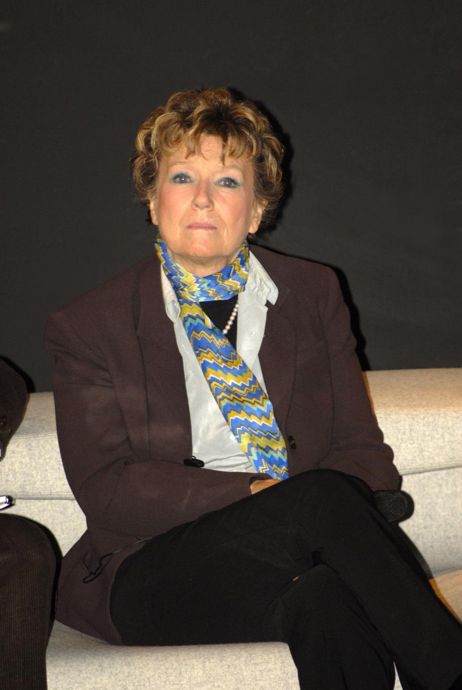 dacia maraini, scrittrice italiana