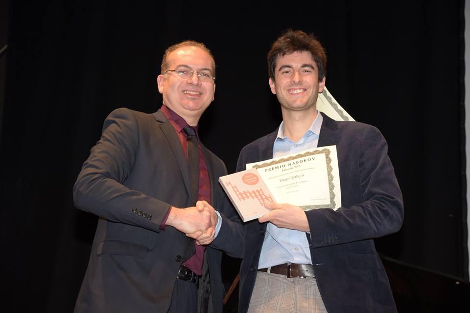 diego barbera vince il premio nabokov 2015