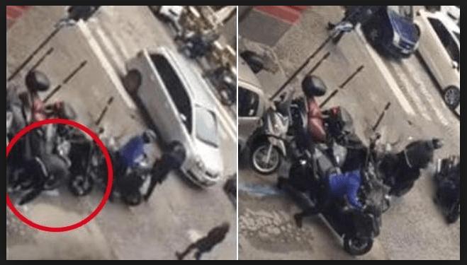Rubano scooter in 40 secondi: ladri meglio di Fast and furious