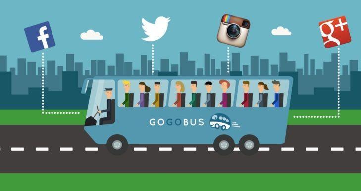 GoGoBus, servizio di bus sharing completamente Made in Italy