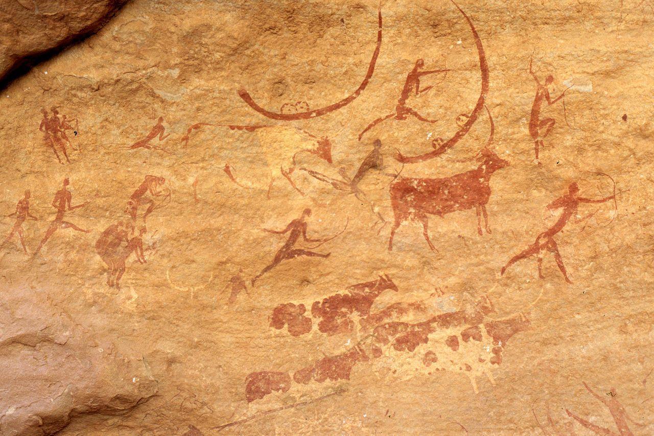 graffiti rupestri