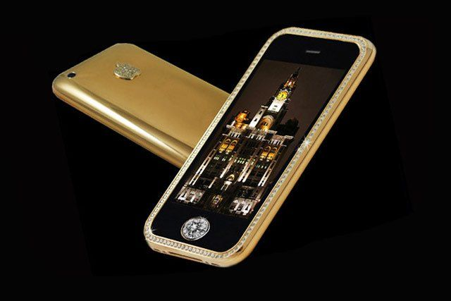 iPhone 3GS Supreme Goldstriker Advanced