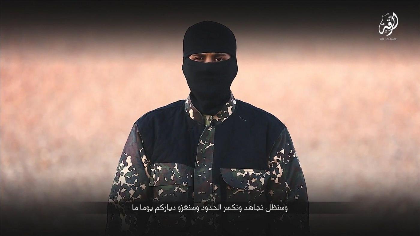 Isis, in un nuovo video minacce al Regno Unito