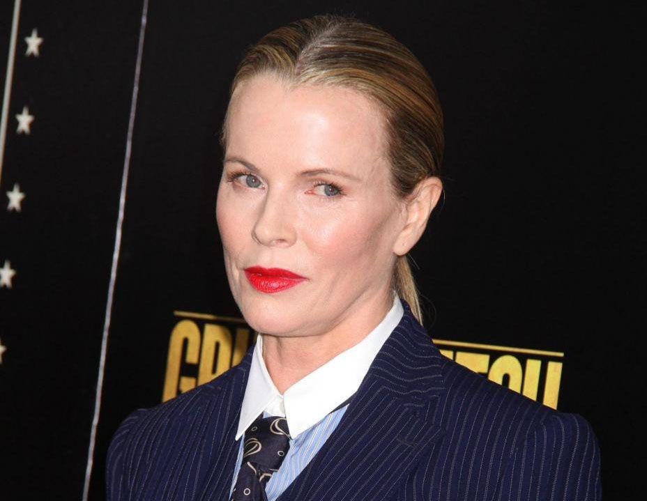 Kim Basinger in Cinquanta Sfumature di Nero: sarà l'ex amante di Christian Grey