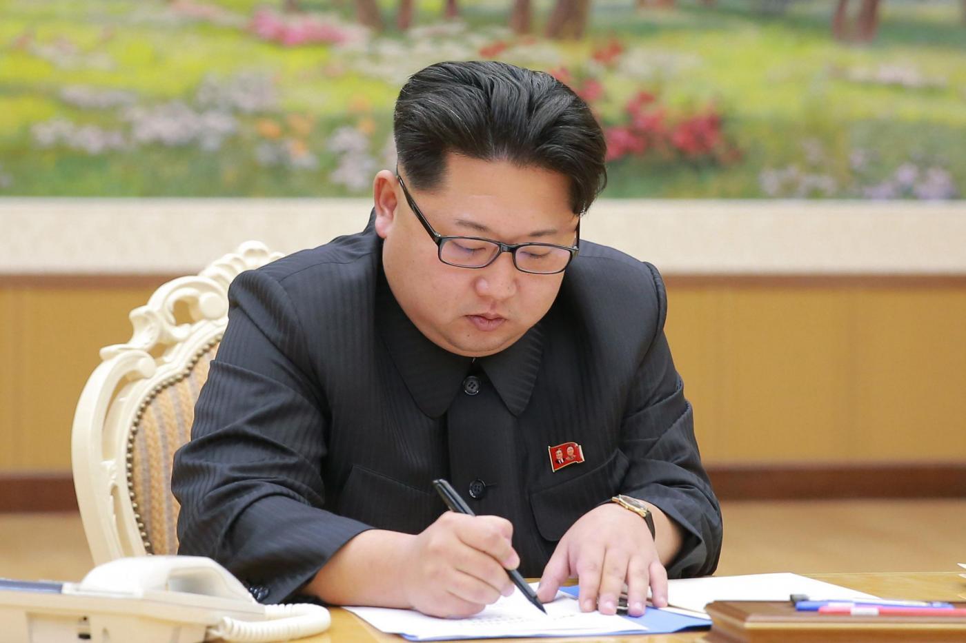 Nord Corea annuncia test con bomba a idrogeno