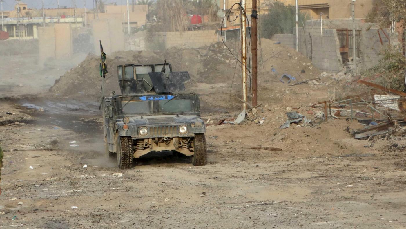 Isis, esercito riprende Ramadi