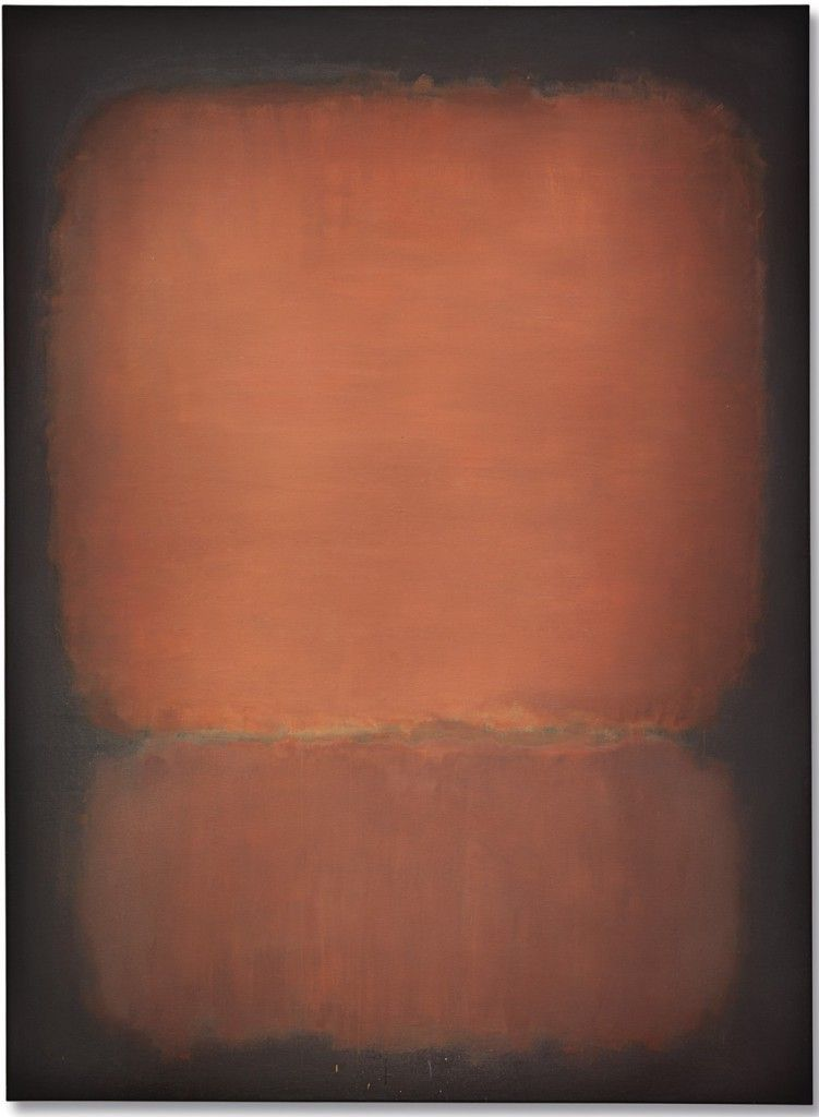 mark Rothko Number 10