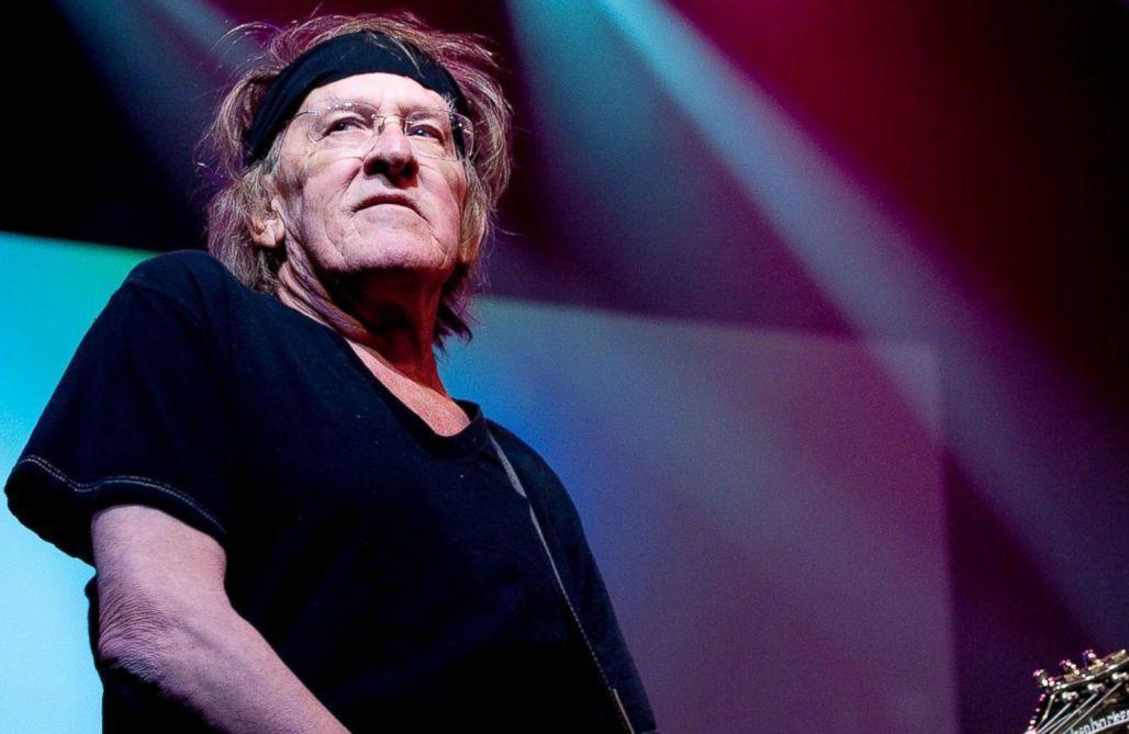 Morto Paul Kantner dei Jefferson Airplane, leggenda del festival di Woodstock