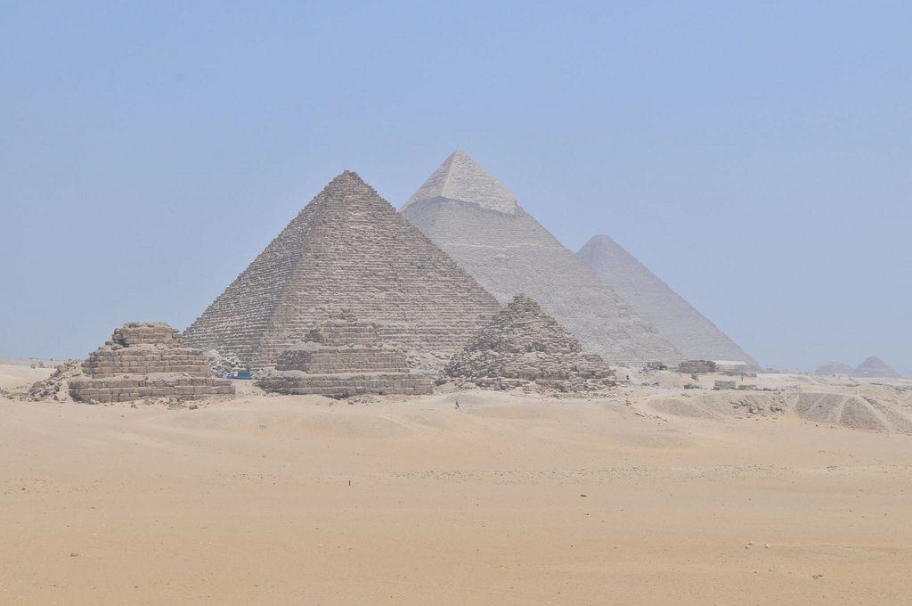 11 cose che nessuno sa sull'arte: dai 'colori' dell'antica Grecia alle piramidi d'Egitto