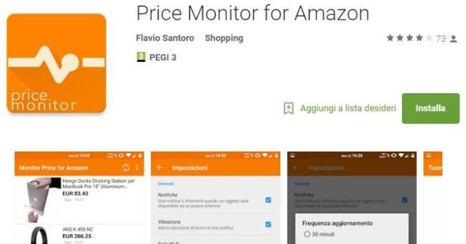 price monitor for amazon
