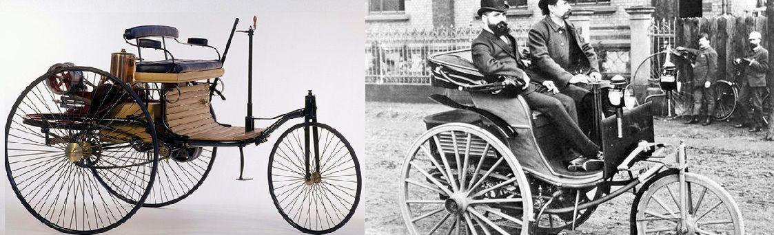 Storia dell'automobile: la prima auto compie 130 anni