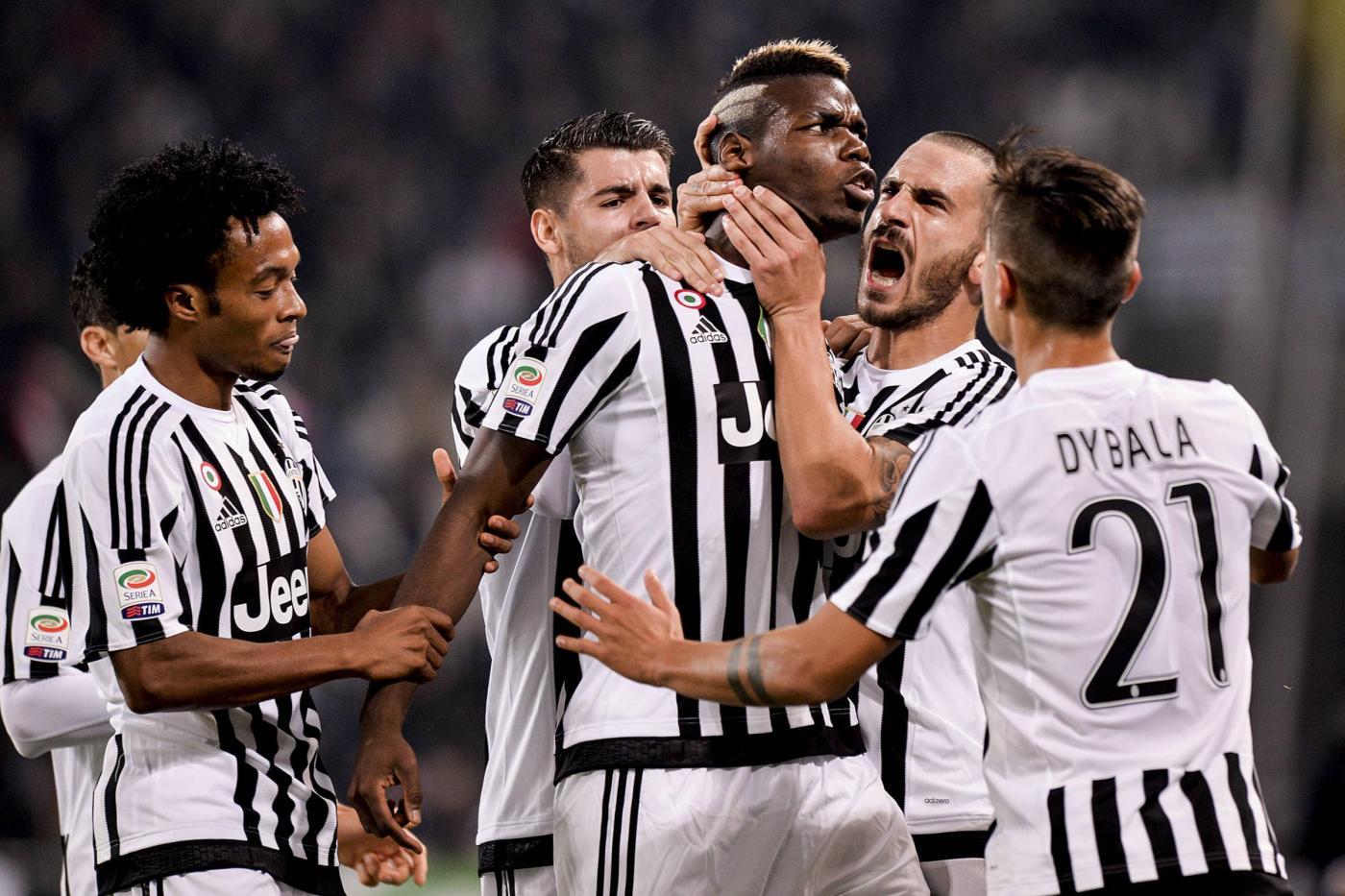 Juventus squadra più ricca del mondo tra le italiane